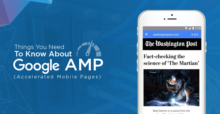 Google AMP Accelerated Mobile Pages