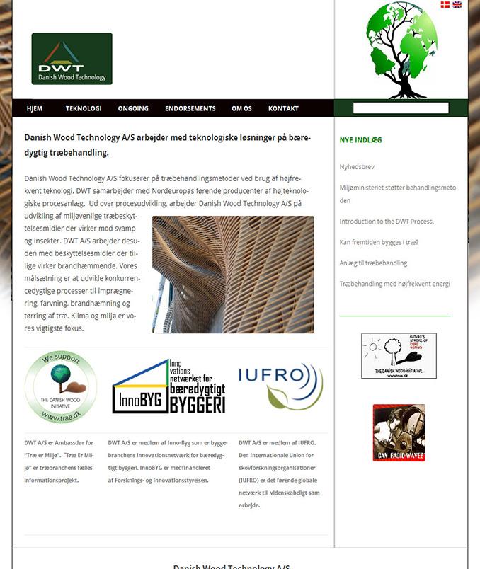 Danish Wood Technology