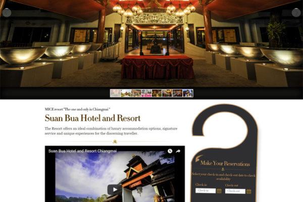 โรงแรมสวนบัว รีสอร์ทแอนด์สปา